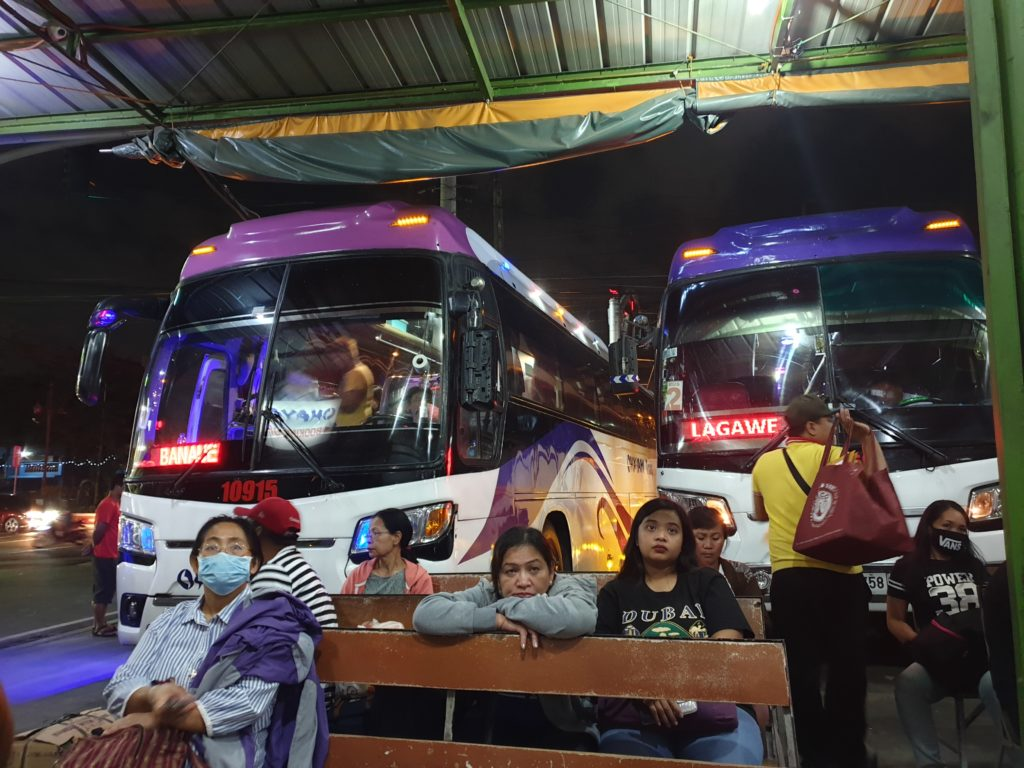 Manila - Sampaloc terminal