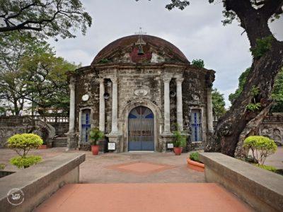 Kaple zasvěcená sv. Pancratiovi