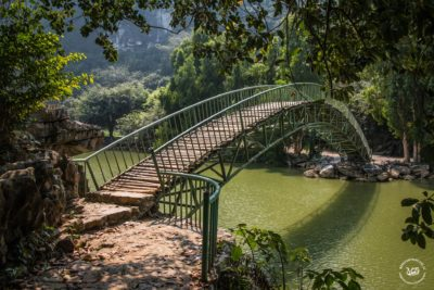 Severní Vietnam - Thun Nham Bird Park