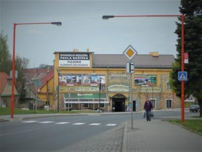 Divadlo Kouzel