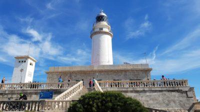 Maják Cap Formentor