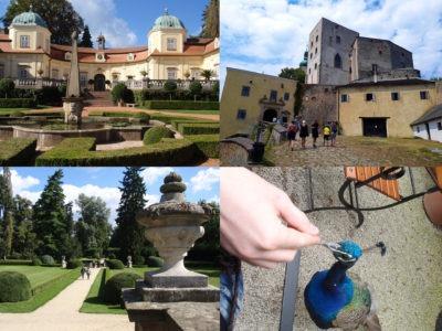 Zámek Buchlovice a hrad Buchlov