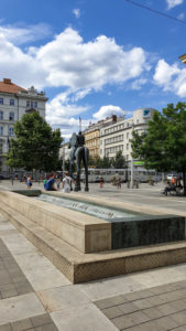 Fontána Umírněnost Brno
