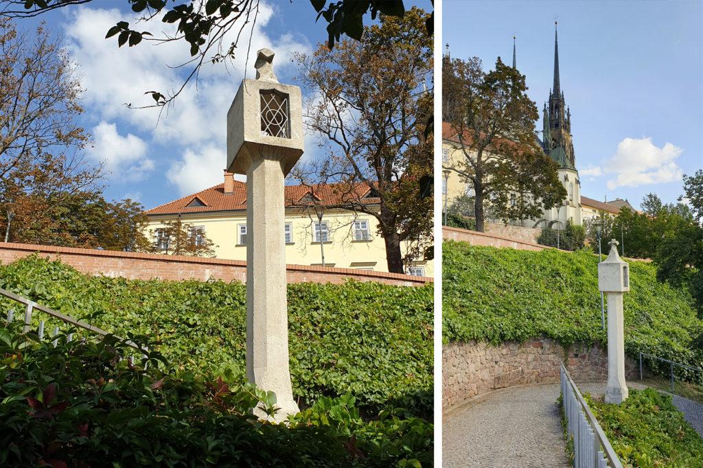 Denisovy sady - Boží muka, Brno