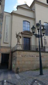 Kapucínská hrobka Brno