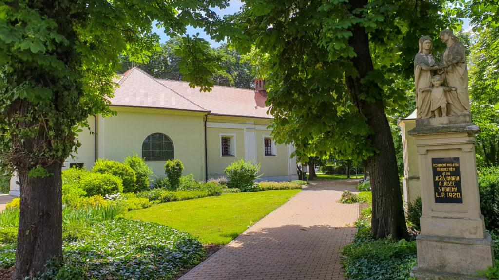 kostel sv. Vendelína, Čejč
