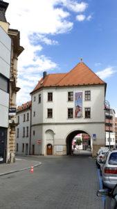 Měnínská brána Brno