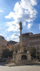 Morový sloup Brno
