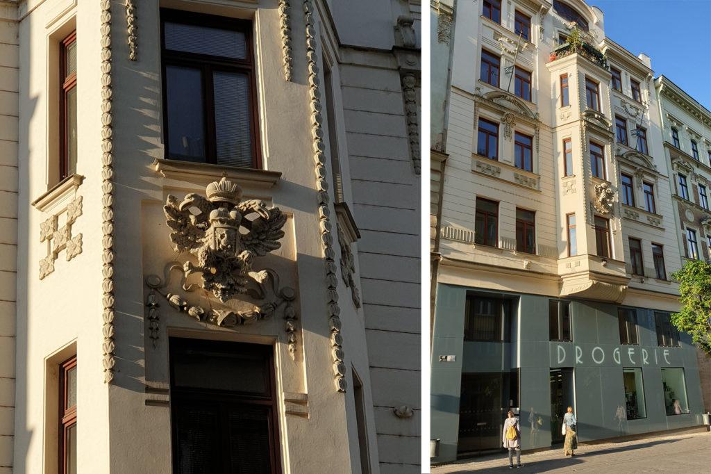Bývalý hostinec U černého orla - Brno