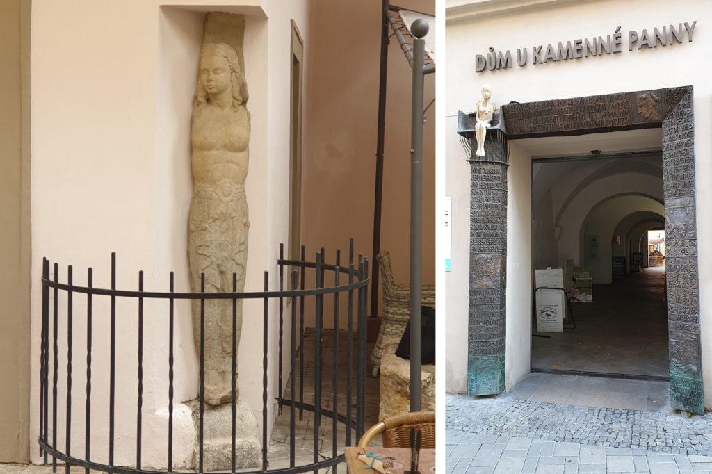 Kamenná Panna na Orlí - Brno