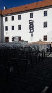 Zvonkohra na Špilberku